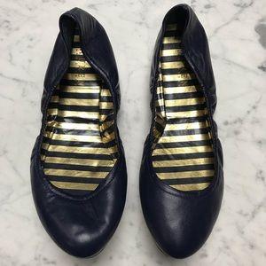 LAUREN Ralph Lauren Brittany Round Toe Flats Shoes